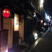京都 祇園 風景