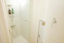 シャワーは24時間利用可能です。
