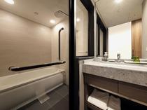ワイドシングル バスルーム