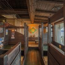 2階は『創食家 縁(えん)』。17時より営業しています。