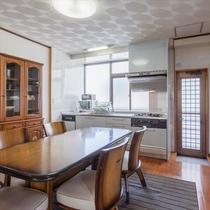 キッチン(調理器具・調理道具をご用意)