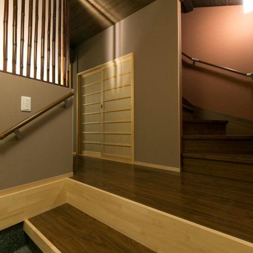 お部屋 千鳥 1階 玄関