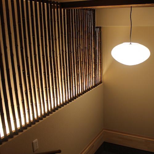 さと居 香雪 客室 1階玄関