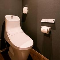 各お部屋共通 1階トイレルーム