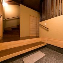 お部屋 月桂 1階玄関