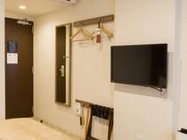 全室壁掛けテレビ