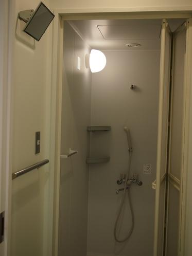 シャワー室の個室です。