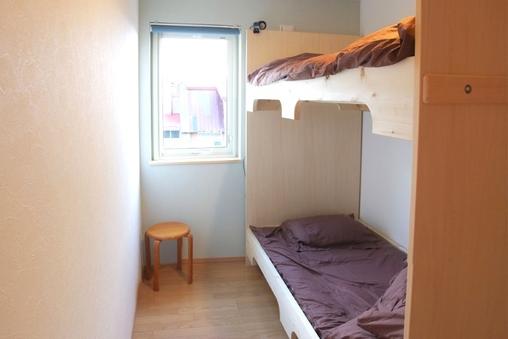 nalu101 素泊まり 2段ベット 1Fのお部屋 洋室