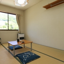 和室6畳笠ヶ岳