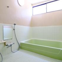 【風呂】24時間入浴可能です。