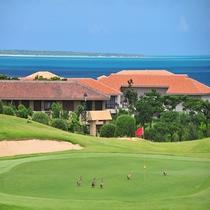 八重山諸島唯一のゴルフ場 小浜島カントリークラブ