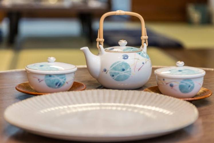 ㉗お茶セット