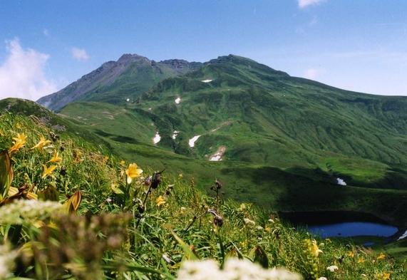 ★日本百名山の鳥海山 登山やツーリングに最適!ひとり旅応援3食付プラン♪