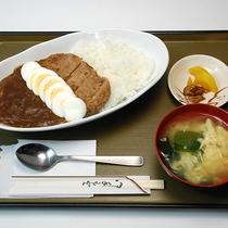 *[夕食一例]来てからのお楽しみ♪ボリューム満点な日替わり和定食