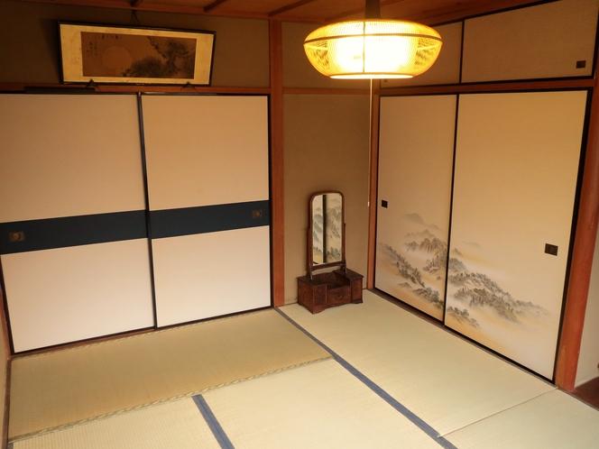 寝室2(和室)入口