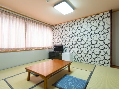 別館【喫煙】和室五人部屋(トイレ、バス無し)