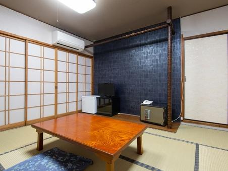 別館【禁煙】和室三人部屋(トイレ付き、バス共用)