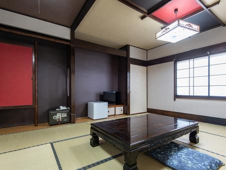別館【禁煙】和室五人部屋(トイレ付き、バス共用)