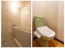 和室五人部屋 バスルーム