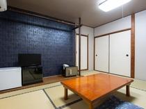和室三人部屋(バス無し)