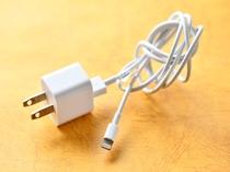 各種充電ケーブル