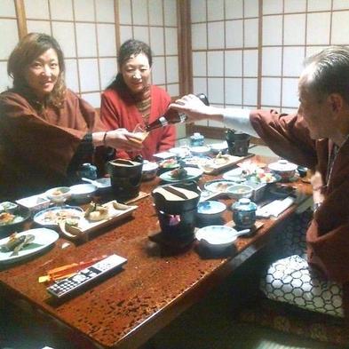 【部屋食】 Chef武井創作料理2食付 お部屋でお食事♪