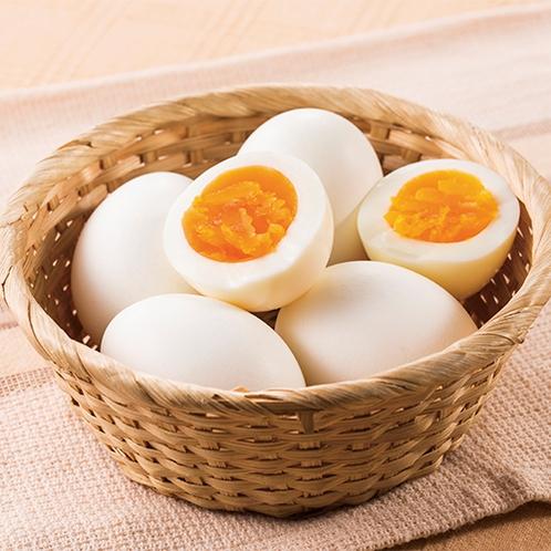 ◆朝食サービスおかず◆日替わり提供◆ゆでたまご◆