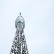 ◆東京スカイツリー(R)まで電車で約20分◆