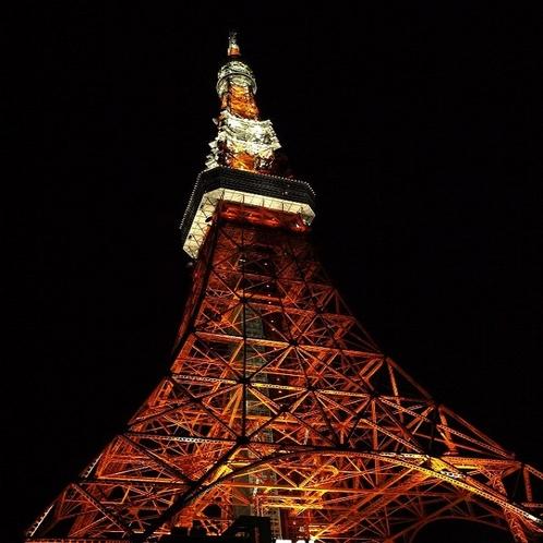 ◆東京タワーまで電車で約35分