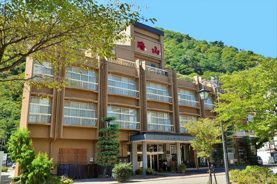 戸倉上山田温泉・ホテル晴山へようこそ