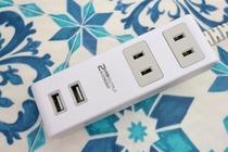 USB 電源タップ
