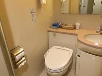 ユニット トイレ