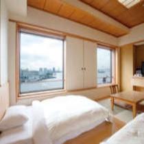 【和室】和室の落ち着きと、洋間のシンプルな快適さをミックスした空間です。