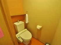 【トイレ】嬉しい洗浄機能付きトイレ♪