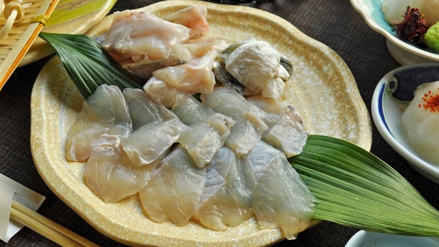 【てっちり鍋】絶品てっちり鍋をぜひ!ご賞味ください。※冬季限定