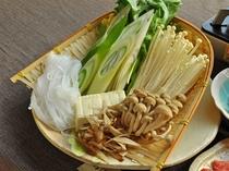 【すき焼き一例】野菜