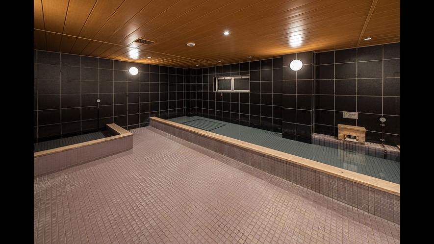 大浴場・サウナ(男性専用)