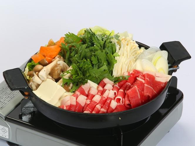 冬期プラン 夕食旨鍋
