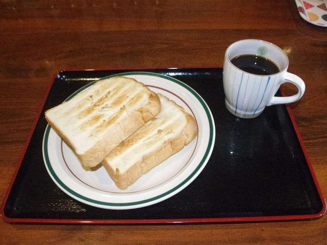 期間限定素泊まりプラン 朝食サービス