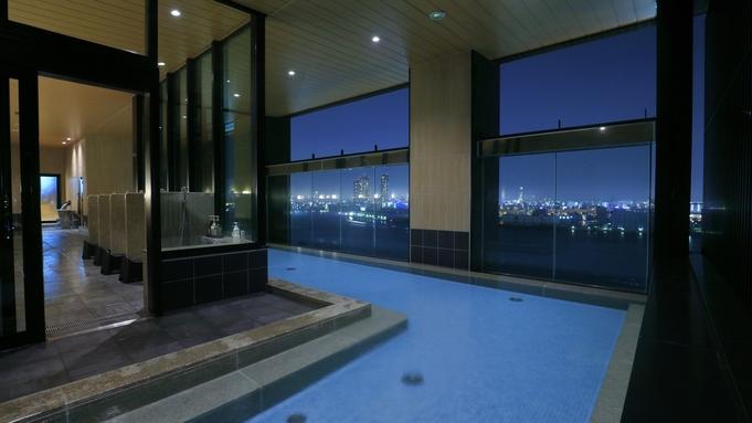 【LuxuryDaysベストレート】大きな窓面の開放感のお部屋でくつろぎの時を<朝食付き>