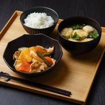 ■健康朝ごはん 和食