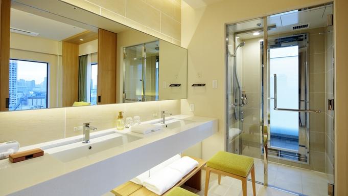 星空と夜景を独占できる個室露天風呂付きの特別室(朝食付)