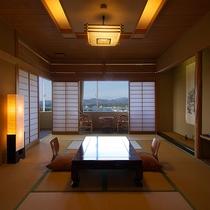 的矢ビュー畳のお部屋 和室10畳 バス・トイレ付き/客室イメージ