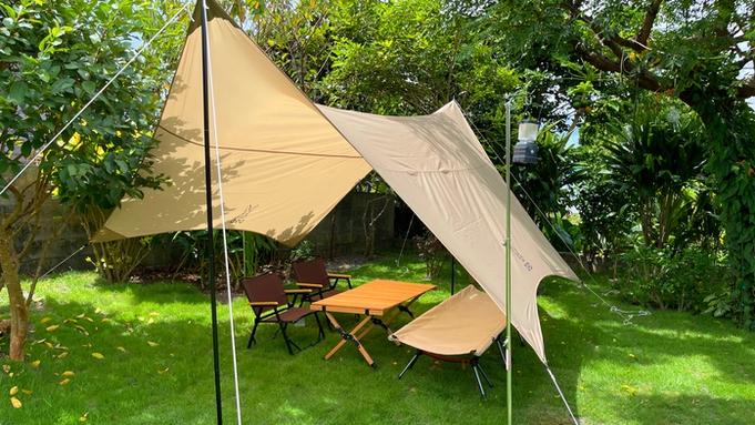 【秋冬旅セール】1日1組限定/1棟貸しファミリーで!友人グループで!お庭でキャンプ体験・ミニ花火付♪