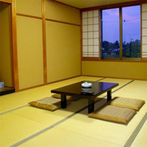 【和室12畳】広々和室での〜んびり♪