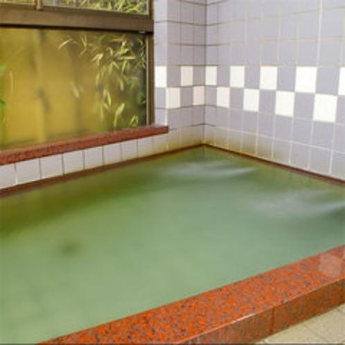 【大浴場(女湯)】人工セラミック温泉です★人が少なければ貸切も相談に応じます♪
