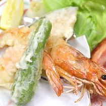 *【夕食一例】天ぷら