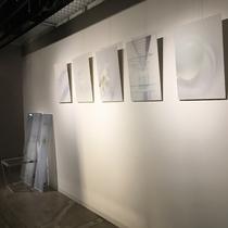 1階ギャラリースペース※写真は過去の展示作品です