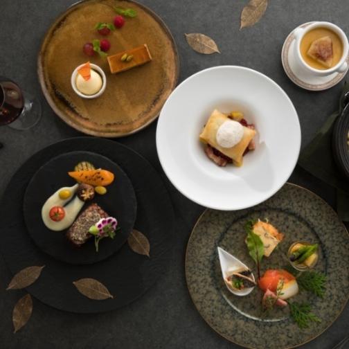 【秋冬旅セール】Marriott Stay ~Seasonal Dinner Course~