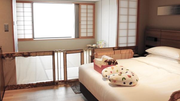【海側】<ベビープラン>和洋室キングルーム